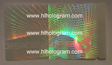 security ID hologram