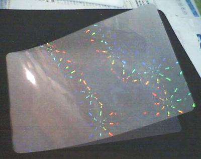 Hologram Card Hologram Id Card Lamination Pouch And